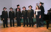 Ustoličenje novih članova Zrinske garde, Čakovec [21. studeni 2014.]