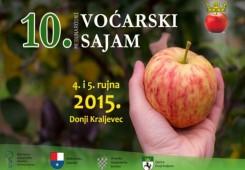 Oko 150 izlagača na 10. Međunarodnom voćarskom sajmu