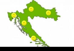 Biometeorološka prognoza za Hrvatsku od 3. do 6. prosinca