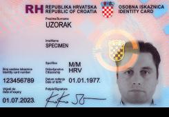 Državljani Hrvatske mogu u Švicarsku samo s osobnom iskaznicom