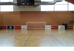 FOTO: Malonogometna arena Aton spremna za atraktivan turnir