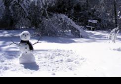 Pred nama još nekoliko dana snijega, temperatura pada na -10 stupnjeva
