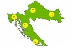 Biometeorološka prognoza za Hrvatsku od 4. do 7. veljače