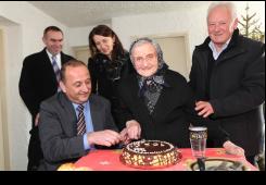 Majčica Marija Topolnjak iz Dunjkovca danas slavi 106. rođendan!