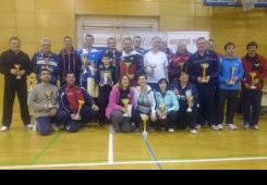 FOTO: Pojedinačna prvenstva Međimurja za veterane i veteranke