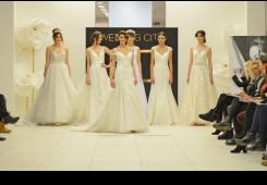 FOTO Wedding EXPO: Svila, čipka i zanosni krojevi