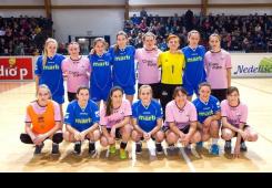 Nogometno dvoransko prvenstva Hrvatske za žene u Atonu