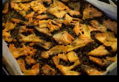 Ideja za zdravu večeru: Zapečena heljda s lososom