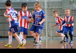 Više od 1000 klinaca na dječjem nogometnom spektaklu u Areni