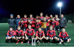 NŠ Međimurje-Čakovec U-14 pobjednik turnira Međugorje Cup 2016.