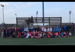 Nogomet: Održan razvojni nacionalni kamp za djevojčice iz Međimurja