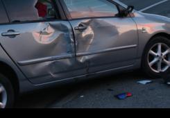 Trojica vozača i putnica ozlijeđeni u prometnim nesrećama za vikend