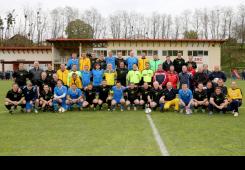 GNK Dinamo zaigrao na obilježavanju 70. obljetnice NK Šenkovca