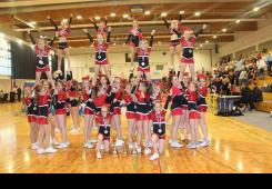 Cheerleadersice Livi obranile naslov državnih prvakinja
