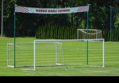 Navijači i teren NK Poleta spremni dočekuju nogometnu reprezentaciju