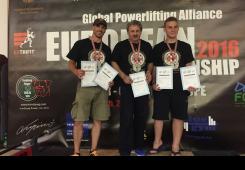 Dva svjetska i jedan europski rekord za članove PLK Pozoj Čakovec