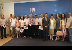 Turističke potpore Županije: Najviše novca za vlakić za vinske ceste