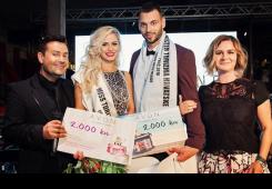 Miss turizma Hrvatske je Lara Vukušić, a Mister Jakov Vranković