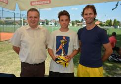 Tino Zanjko pobjednik ovogodišnjeg turnira Krbulja Open
