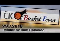 ČK Basket Fever turnir prvi put na Porcijunkulovom