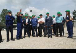 Svečano na puštanju u rad INA-ih plinskih polja Vučkovec i Zebanec