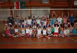 U kampovima Sportskog ljeta u Nedelišću sudjelovalo 118 djece