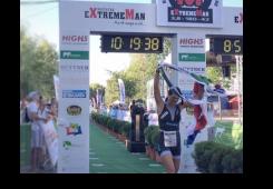Fantastična pobjeda Jasmine Ilijaš na dugom triatlonu u Mađarskoj