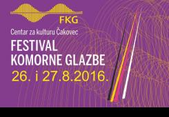 Centar za kulturu Čakovec: Program do 31. kolovoza