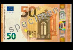 Stiže nova novčanica od 50 eura