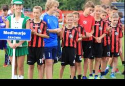 Naši mali nogometaši Međimurja s Dinamom odlučuju o prvaku skupine
