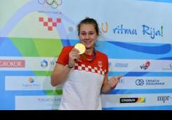 Sara Kolak najbolja mlada zvijezda Balkana