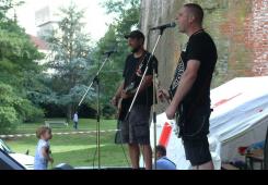 FOTO: Partleki svirali u Jezeru za najmlađe fanove punk-rock glazbe