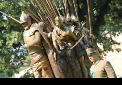 Posavec u društvu dvoje predsjednika na obljetnici Sigetske bitke