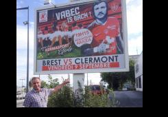 FOTO:Međimurska nogometna legenda Drago Vabec u Brestu doživio ovacije