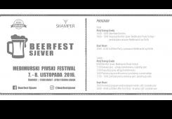 Beerfest Sjever: Dolazite na treći Međimurski pivski festival?