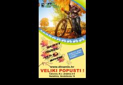 Veliki jesenski popusti na bicikle u Panex Dinamicu!