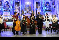 Ansambl Regina Iberica napunio crkvu u Prelogu