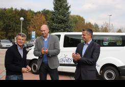 Zajednica sportskih udruga Grada Čakovca dobila drugi kombi