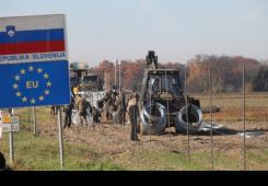 I uz granicu s Međimurjem Slovenci planiraju postaviti panelnu ogradu
