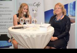 Business Cafe prvi puta u Čakovcu