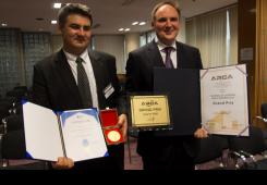 Čakovečkoj tvrtki najvažnija nagrada Međ. izložbe inovacija ARCA