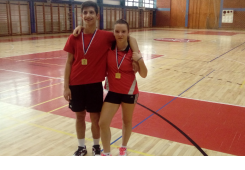 Na turniru u Zagrebu badmintonaši Međimurja pokazali svoju snagu