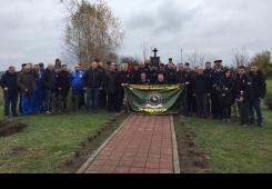 Pripadnici Roda odali počast poginulim kolegama u Karadžićevu