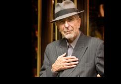 Preminuo legendarni glazbenik Leonard Cohen