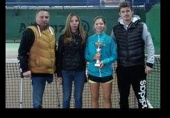 Antonia Ružić najbolja na Mastersu