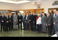 Martina Dalić u Donjem Kraljevcu na sastanku s najvećim izvoznicima