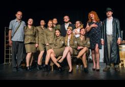 Nagrade za Dijanu Filo Kirić i predstavu Ne izlazi bez čarapa