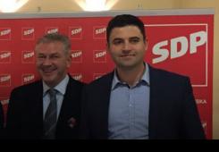 Ide drugi krug izbora u SDP-u: Bernardić protiv Ostojića