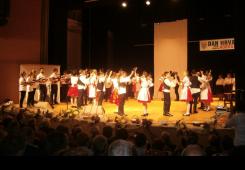 FOTO: Više od 500 posjetitelja na Danu Hrvata u Nagykanizsi