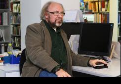 Vladimir Jakopanec predstavlja knjigu Heretici